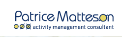 Patrice Matteson | activity Management consultant logo